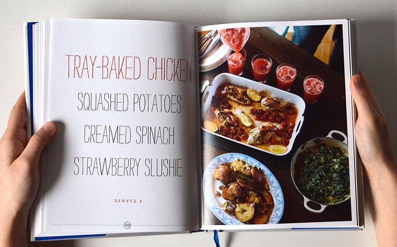 Libro de Jamie Oliver