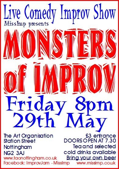 Monsters of Improv
