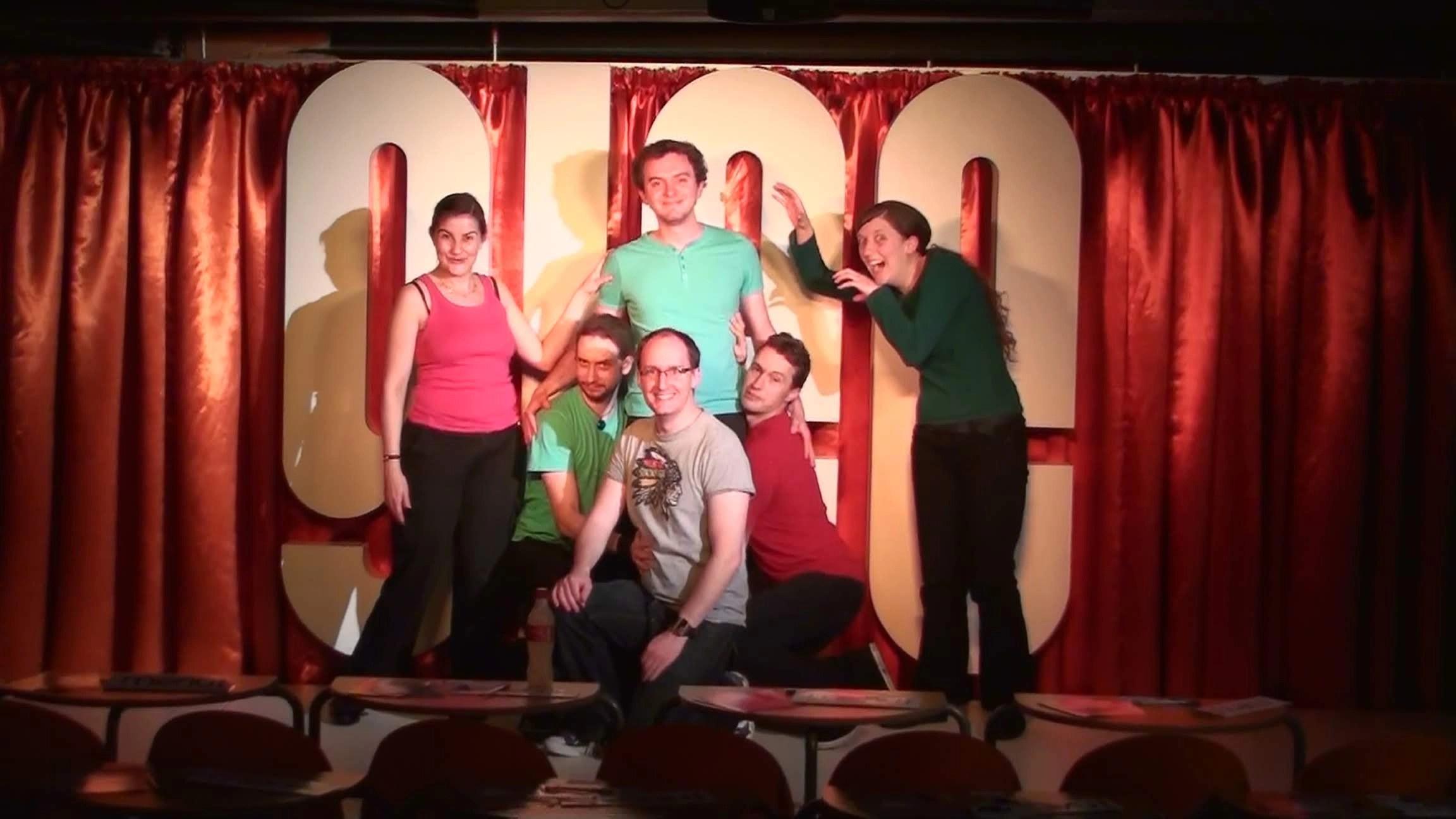 Glee Club team