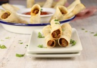 Appetizer taquitos