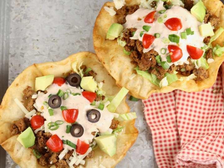 Taco Salad Recipe Kosher