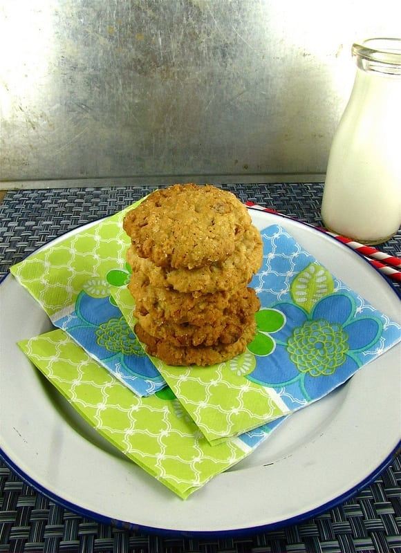 Oatmeal Cinnamon Chip Cookies - Miss in the Kitchen