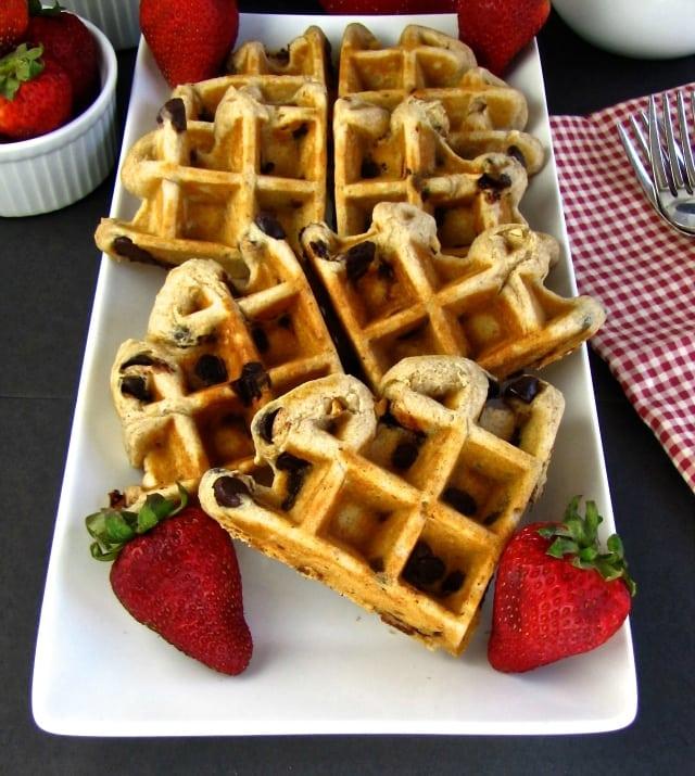 pb cc waffles