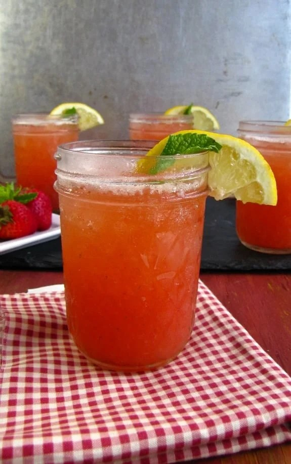 strawberry watermelon cooler 1