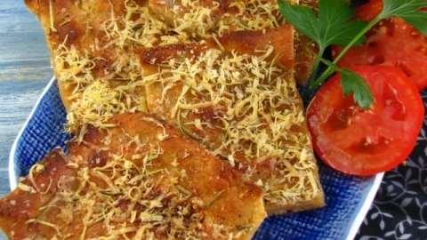 Gluten-Free Focaccia Crisps