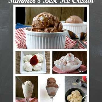 Summer's Best Ice Cream Roundup - Miss in the Kitchen