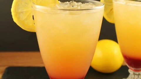 Pom Tequila Sunrise Cocktails