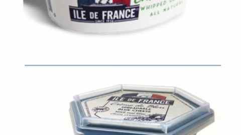 Apple-Blue Cheese Crostini