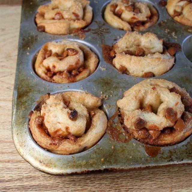 cinnamon chip muffins