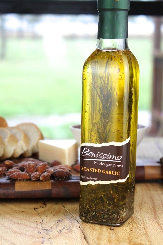 Benissimo Roasted Garlic Olive Oil