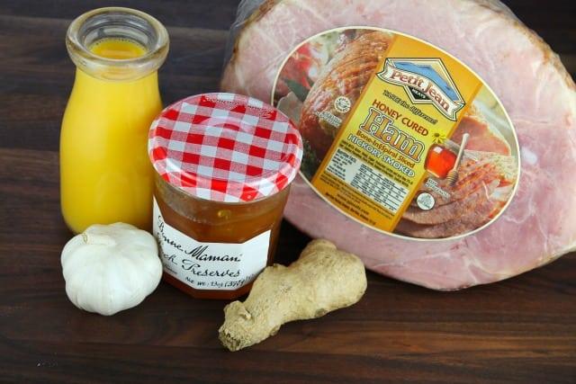 Petit Jean Honey Cured Ham