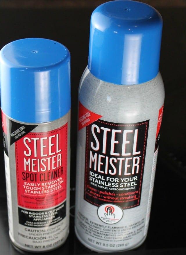 Steel Meister Stainless Steel Cleaner | Missinthekitchen.com