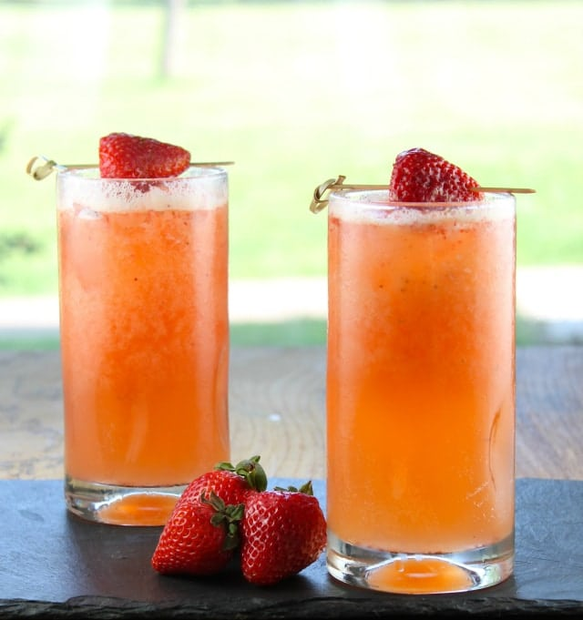 Strawberry Mango Coolers   Miss in the Kitchen