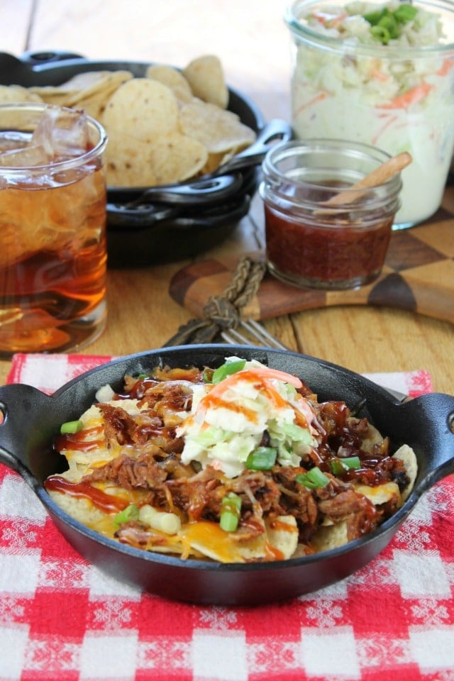 Brisket Nachos from Miss in the Kitchen