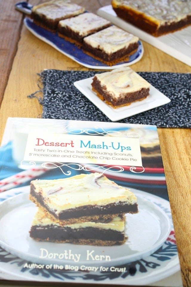Dessert Mash-Ups Cookbook Review