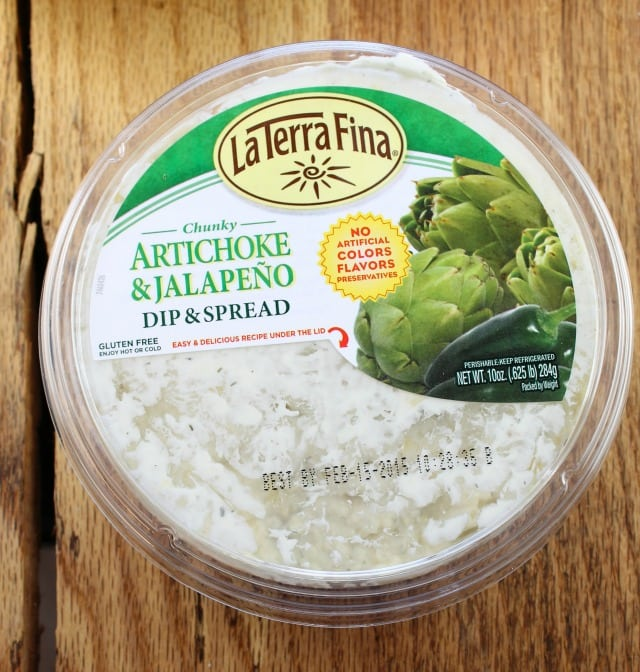 La Terra Fina Artichoke & Jalapeño Dip