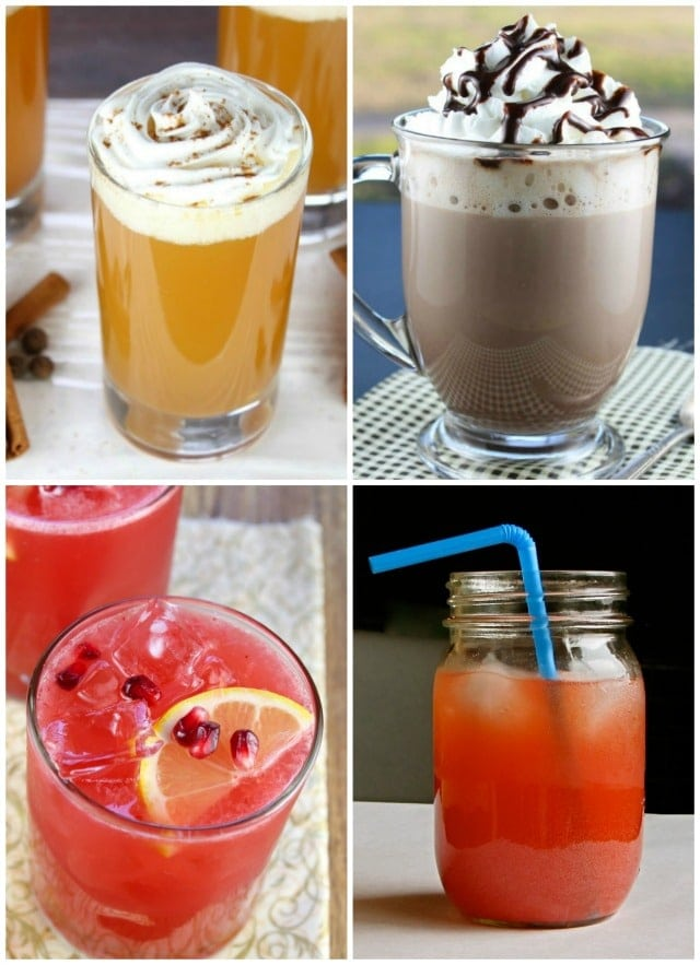 Ultimate Holiday Party Drinks from Miss in the Kitchen
