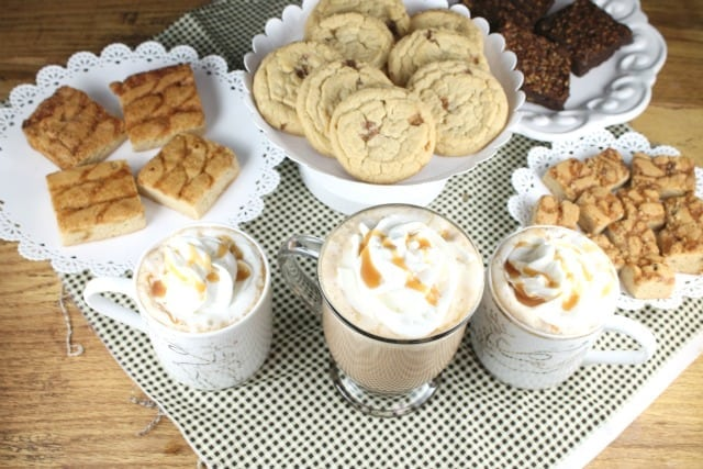 Dulce de Leche Hot Cocoa Party with Dancing Deer Baking Co. ~ Crazy for Caramel Gift Assortment ~ Miss in the Kitchen
