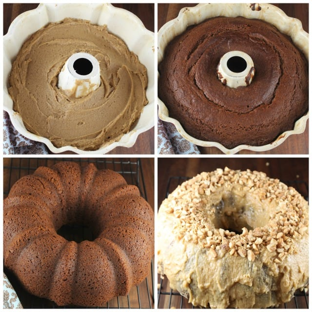 Apple Butter Bundt Cake from MissintheKitchen