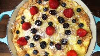 Buttermilk French Toast Casserole