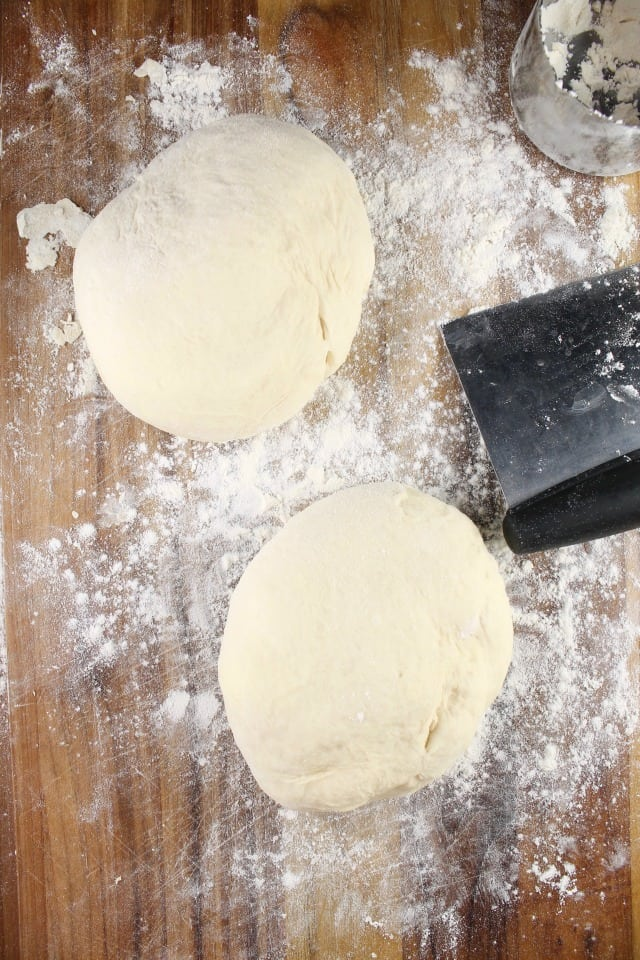 Dough for Quick Rosemary Garlic Knots from MissintheKitchen