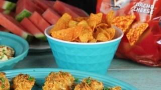 Doritos Chicken Jalapeno Poppers