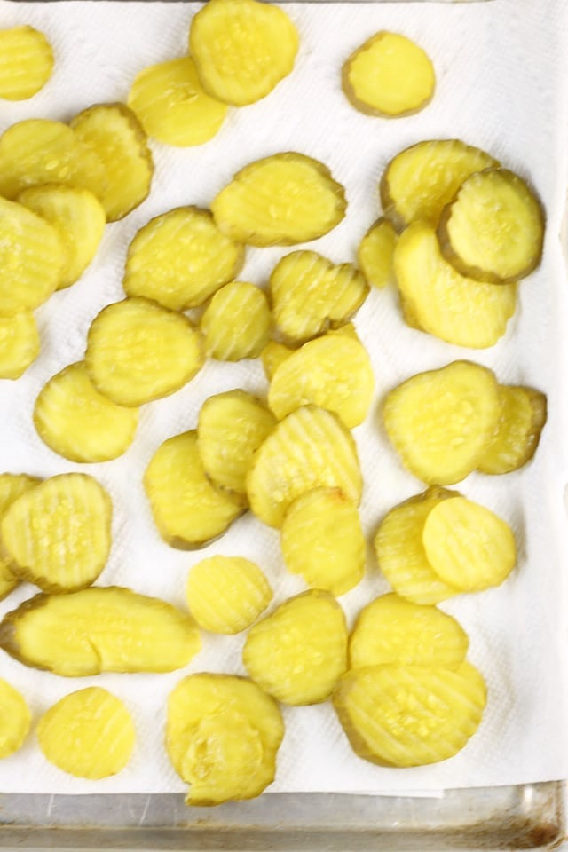 How to Make Fried Pickles at Home ~ MissintheKitchen.com