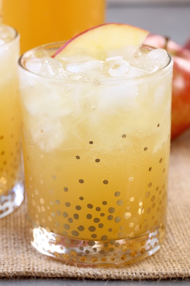 Simple and Easy Fall Party Punch