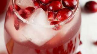 Cranberry Wine Punch