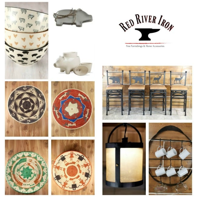 2017 Holiday Gift Guide from Miss in the Kitchen ~ Red River Iron