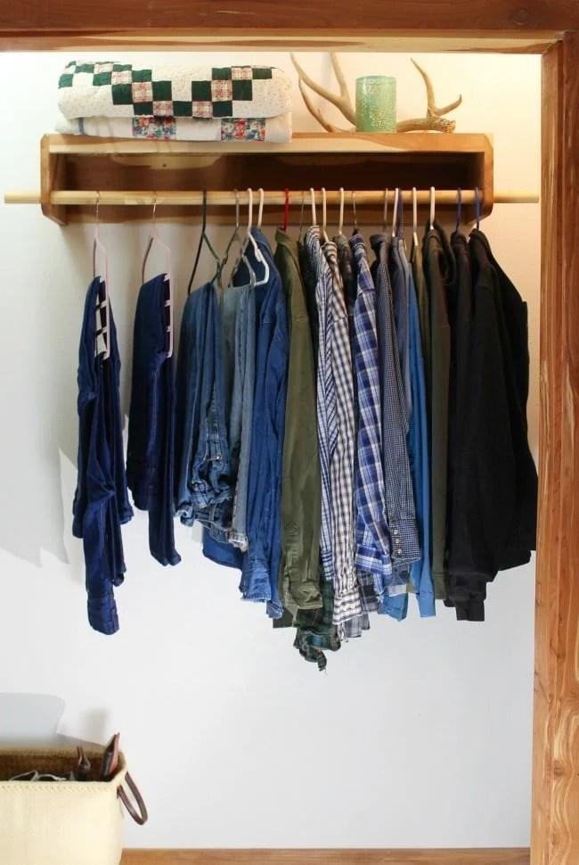 Closet Organization Tips ~ MissintheKitchen.com