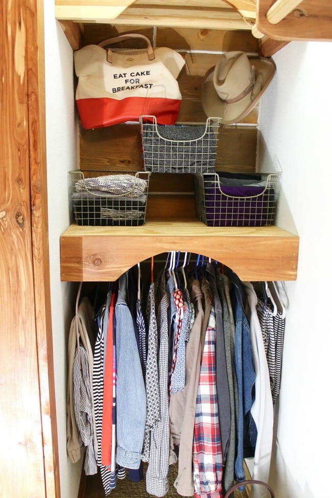 Closet Organization tips ~ Missinthekitchen.com