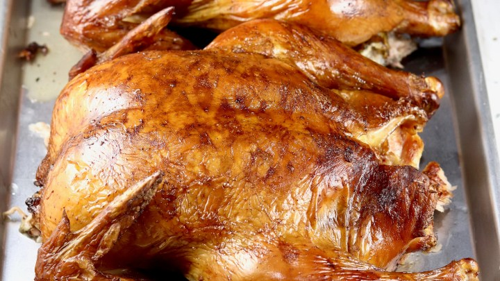How to Brine and Smoke a Whole Chicken
