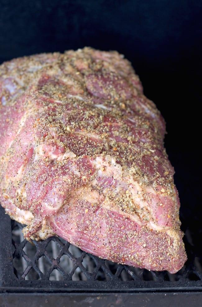 How to Smoke a Pork Butt
