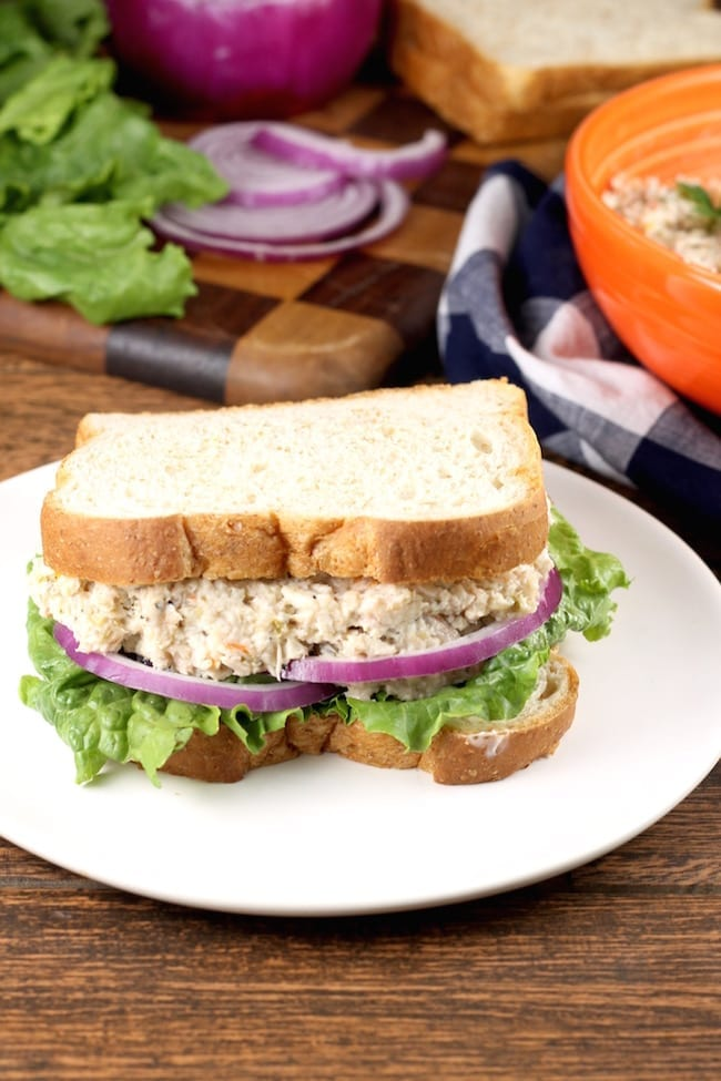 Best Ever Turkey Salad Sandwiches