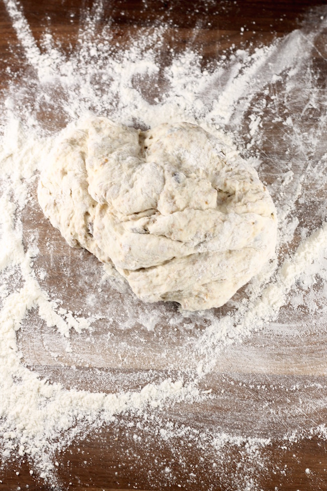 Dough for Raisin Bran Cinnamon Rolls