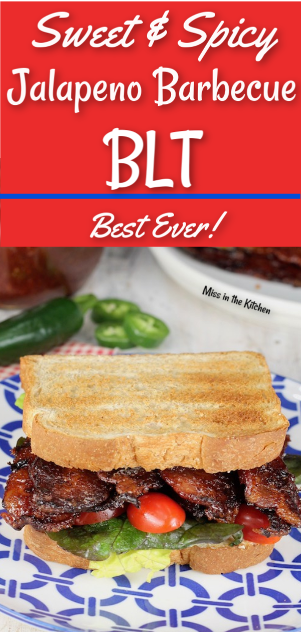 Epic Jalapeno Barbecue Bacon Sandwich
