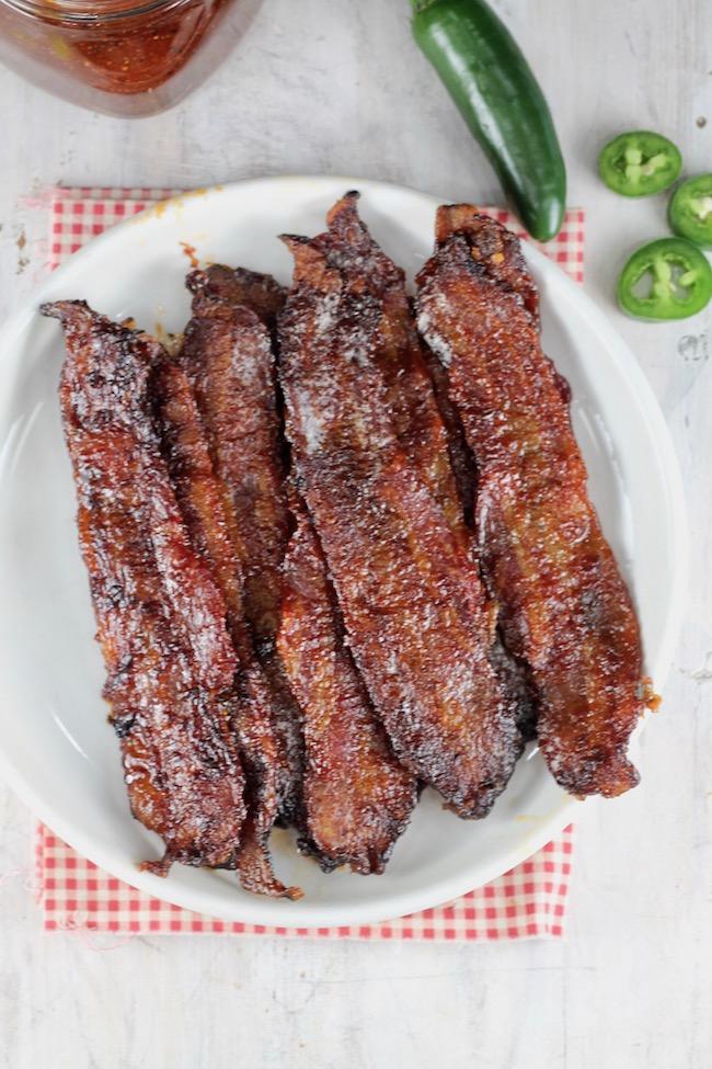 Jalapeno Barbecue Bacon