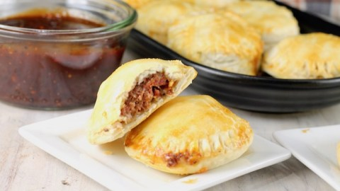 Barbecue Meat Pies
