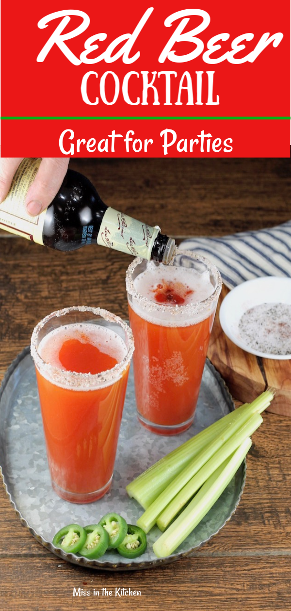 How to Make Spicy Red Beer