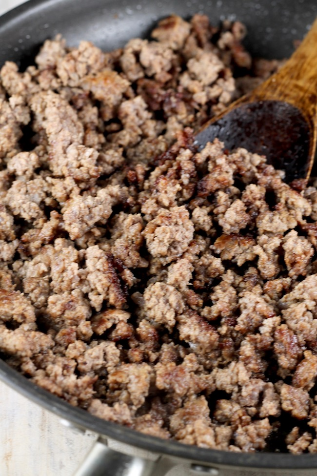 Super Easy Ground Beef Recipes ~ Korean Ground Beef
