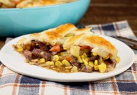 Venison Steak Pot Pie