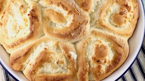 Coconut Cream Pie Sweet Rolls