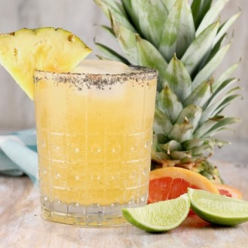 Pineapple Paloma Cocktail