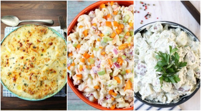 Side Dishes for Ham