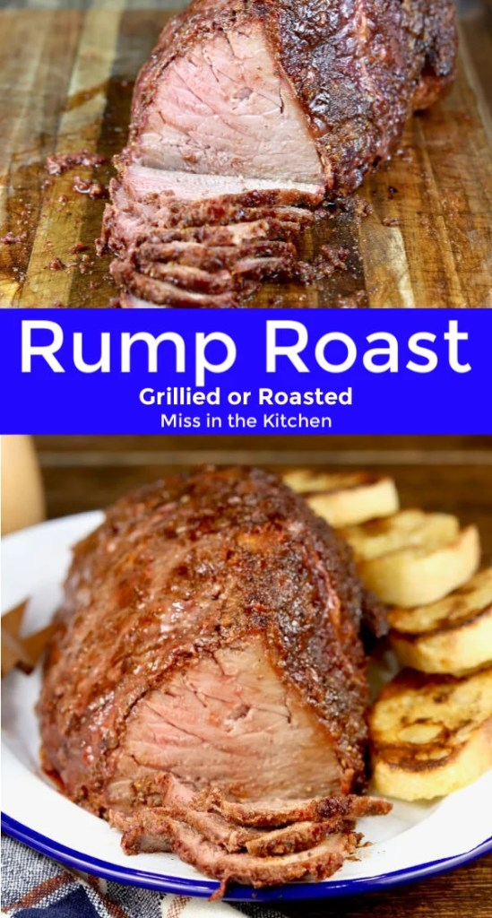 Rump Roast Recipe
