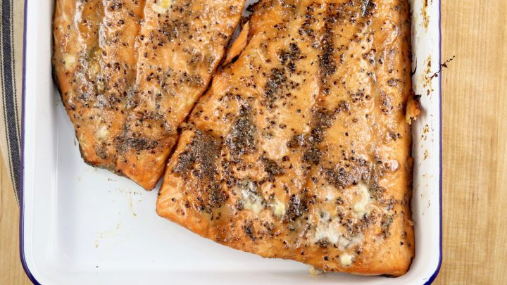 Grilled Salmon filets