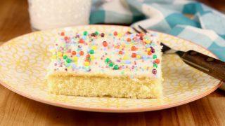 Buttermilk Sheet Cake