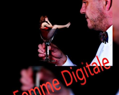 Femme Digitale - face your fears