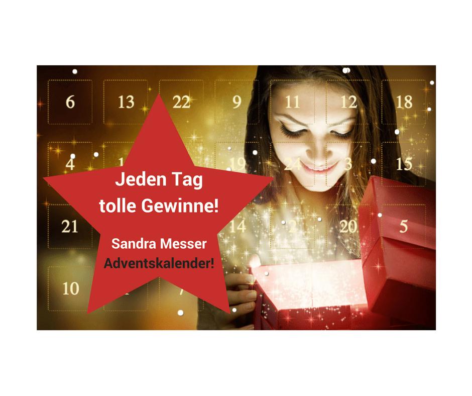 Adventskalender 2016 Sandra Messer